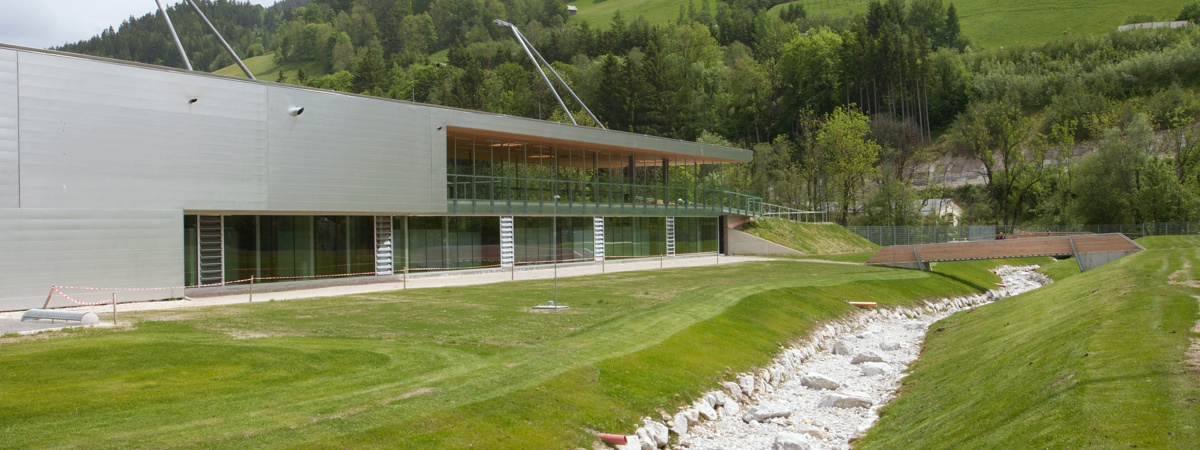 Hauptgebäude - Athletic Area Schladming