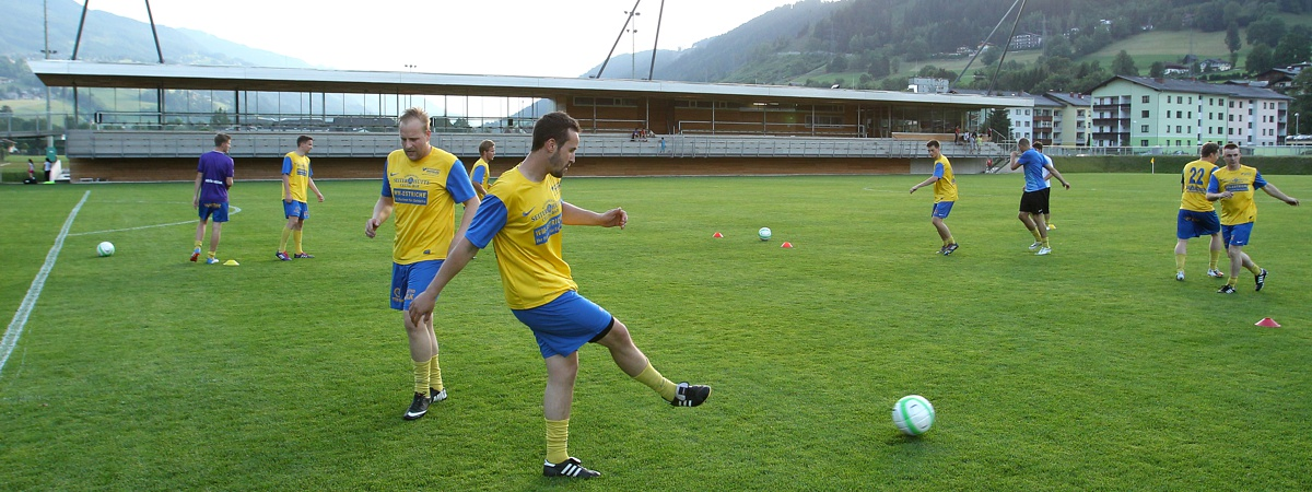 Training - Athletic Area Schladming