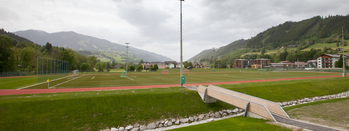 Trainingsspielfeld Athletic Area Schladming
