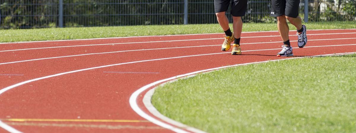 Laufbahn Athletic Area Schladming